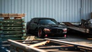 Vehicles Dodge Challenger SRT8 2048x1365 Wallpaper