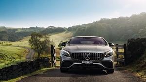 Car Luxury Car Mercedes Benz Mercedes Benz S Class Silver Car Vehicle 4096x2732 wallpaper