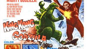 Godzilla King Kong 2345x1730 Wallpaper