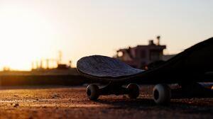 Skateboard 5472x3648 wallpaper