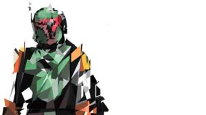 Boba Fett Green 1423x800 Wallpaper