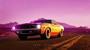 Dodge Dodge Challenger 1920x1080 wallpaper