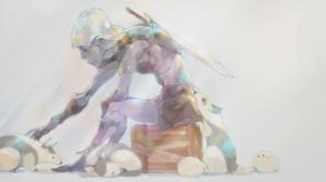 Goblin Grimgar Of Fantasy And Ash 2560x1440 wallpaper