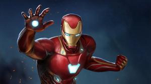 Iron Man Marvel Comics 2560x1440 Wallpaper