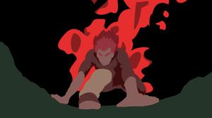 Eight Gates Naruto Might Guy Minimalist 1920x1080 Wallpaper