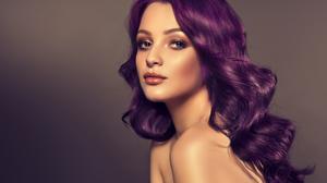 Girl Purple Hair Woman 3200x2000 wallpaper