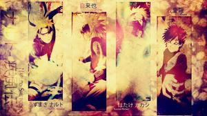 Gaara Naruto Jiraiya Naruto Kakashi Hatake Naruto Uzumaki 1920x1200 Wallpaper