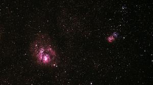 Space Universe Stars Nebula 3000x1946 Wallpaper