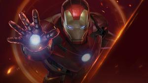 Iron Man Marvel Comics 3136x1764 Wallpaper