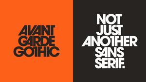 Typography Text Orange Black 3840x2160 Wallpaper