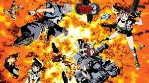 Video Games Video Game Art Metal Slug 3 Video Game Girls Video Game Man Weapon Tank Vehicle Explosio 1920x1080 Wallpaper