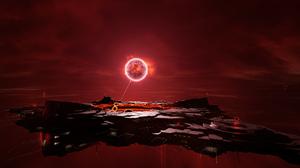 EVE Online PC Gaming Spaceship Science Fiction Video Game Art Digital Art Space Nebula 3840x2160 wallpaper