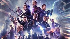 Ant Man Avengers Endgame Black Widow Brie Larson Bruce Banner Captain America Captain Marvel Chris E 2559x2149 Wallpaper