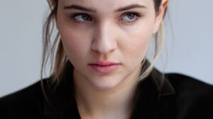Lisa Vicari Brunette Celebrity Actress German Green Eyes Women 1350x1800 Wallpaper