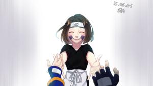 Kakashi Hatake Obito Uchiha Rin Nohara 3652x2387 Wallpaper