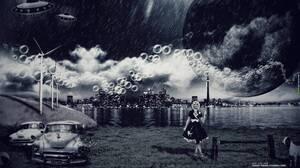 Artistic Dark 2560x1600 Wallpaper