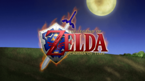 Video Game The Legend Of Zelda Ocarina Of Time 2560x1600 Wallpaper