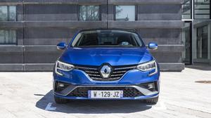 Electric Car Renault Megane E Tech 5000x3333 Wallpaper