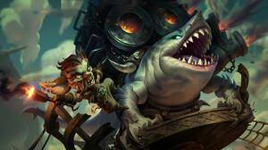 Video Game Legends Of Runeterra 2048x1080 Wallpaper