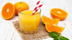 Drink Glass Juice Still Life Orange Fruit 3615x2520 Wallpaper