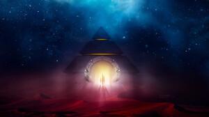 Stargate 1920x1080 wallpaper