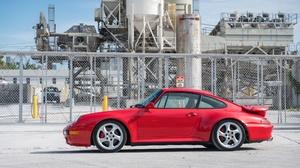 Car Porsche Porsche 911 Porsche 911 Turbo Red Car Sport Car 2048x1366 Wallpaper