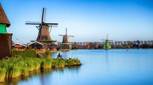 Netherlands 4562x3041 Wallpaper