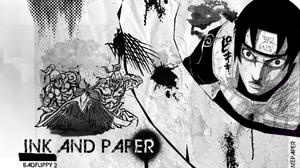 Sai Naruto 2560x1600 Wallpaper