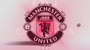 Football Manchester United Logo Champions League Clubs Graphic Design Creativity Red Photography Col 2160x2160 Wallpaper