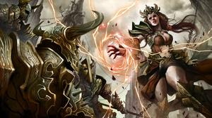 Diablo Iii Wizard Diablo Iii 3200x2000 Wallpaper