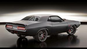 Car Dodge Dodge Challenger Dodge Shakedown Challenger Hot Rod Mopar Muscle Car Vehicle 2560x1600 Wallpaper