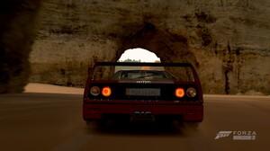 Forza Horizon 3 Video Games Ferrari F40 1920x1080 Wallpaper