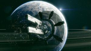 Artwork Space Digital Art Science Fiction 2572x1447 wallpaper