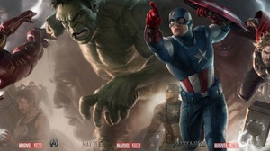 Avengers Black Widow Captain America Comic Hawkeye Hulk Iron Man Marvel Comics Nick Fury Poster Supe 2558x1024 Wallpaper
