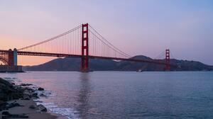 Bridge San Francisco 5474x3598 Wallpaper