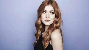 Actress Redhead Lipstick American 8688x5792 Wallpaper