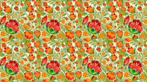 Floral Pattern 3000x1600 Wallpaper