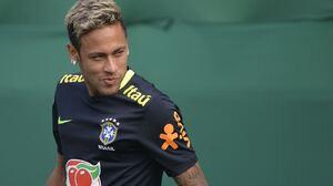 Brazilian Neymar Soccer 2400x1597 Wallpaper