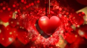 Heart Love Red Romantic 4724x3543 Wallpaper