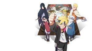 Video Game Naruto Shippuden Ultimate Ninja Storm 4 3840x2160 wallpaper