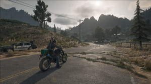 Days Gone Zombies Apocalypse Now Games Posters Video Games Bend Studios 1920x1080 Wallpaper