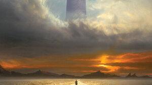 Dark Tower Fantasy Stephen King 1680x1050 Wallpaper