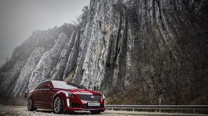 Cadillac Car Red Car Luxury Car 5184x3456 Wallpaper