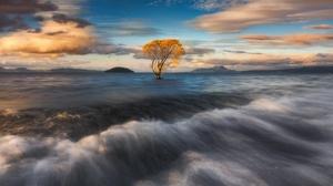 Ocean Nature Sky Cloud Horizon 2048x1536 Wallpaper