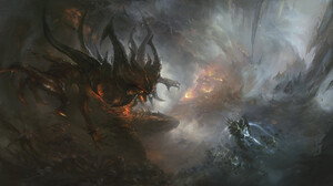 Demon Diablo Tyrael Diablo Iii 1920x1080 Wallpaper