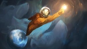 Earth Space 1920x1176 Wallpaper