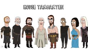 Barristan Selmy Daario Naharis Daenerys Targaryen Drogo Game Of Thrones Grey Worm Jorah Mormont Miss 2500x1300 wallpaper
