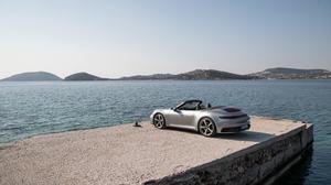 Car Porsche Porsche 911 Porsche 911 Carrera Silver Car Sport Car Vehicle 5326x3551 Wallpaper