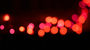 Lights Bokeh Blurred Night 5906x3322 Wallpaper