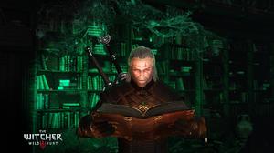 Geralt Of Rivia 1920x1200 wallpaper